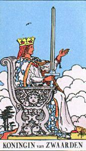 zwaarden koningin