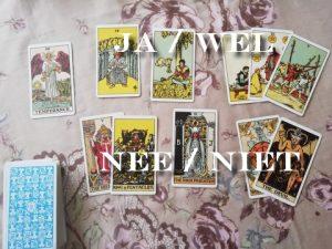 Adviesreading B - ja of nee